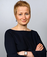 Head of ABТ-ACTE Russia Member's Council Irina Kostyukova